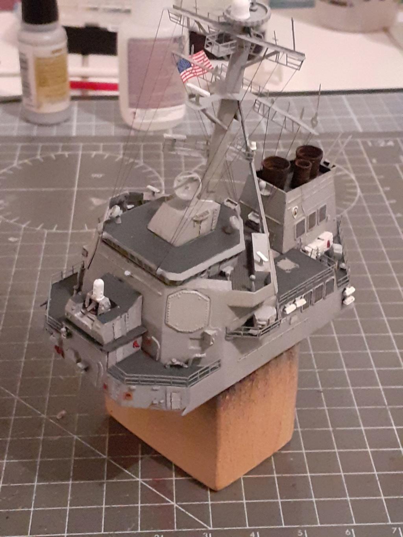 « Rapide et Craint » - Destroyer Lance Missiles USS Arleigh Burke (Trumpeter - 1/350) 20192587