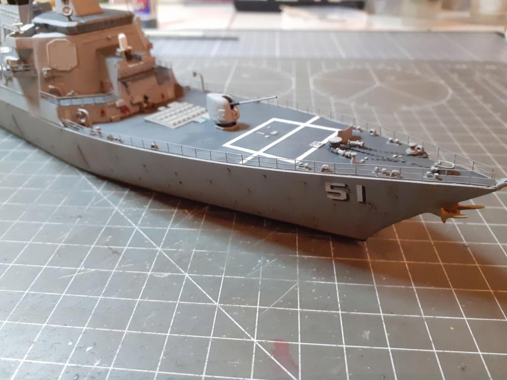 « Rapide et Craint » - Destroyer Lance Missiles USS Arleigh Burke (Trumpeter - 1/350) 20192686