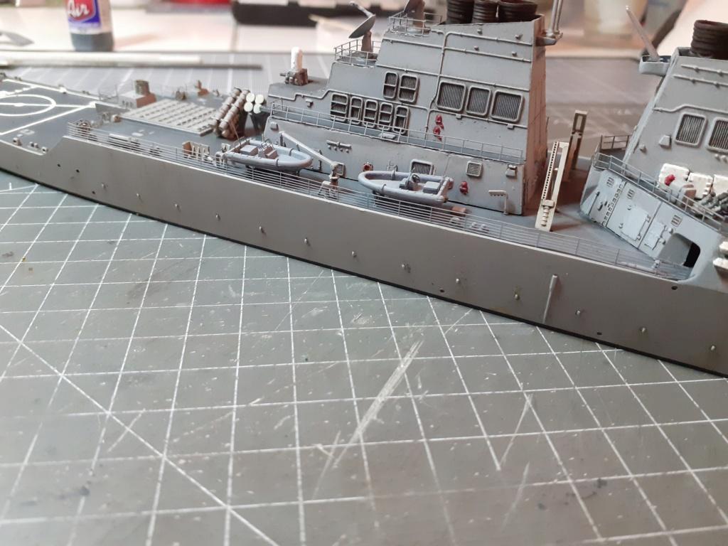 « Rapide et Craint » - Destroyer Lance Missiles USS Arleigh Burke (Trumpeter - 1/350) 20192687