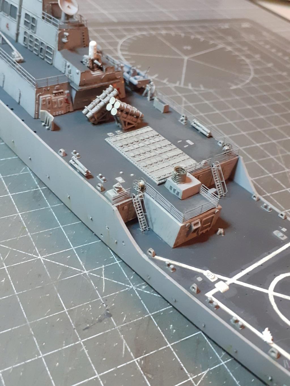 « Rapide et Craint » - Destroyer Lance Missiles USS Arleigh Burke (Trumpeter - 1/350) 20192693