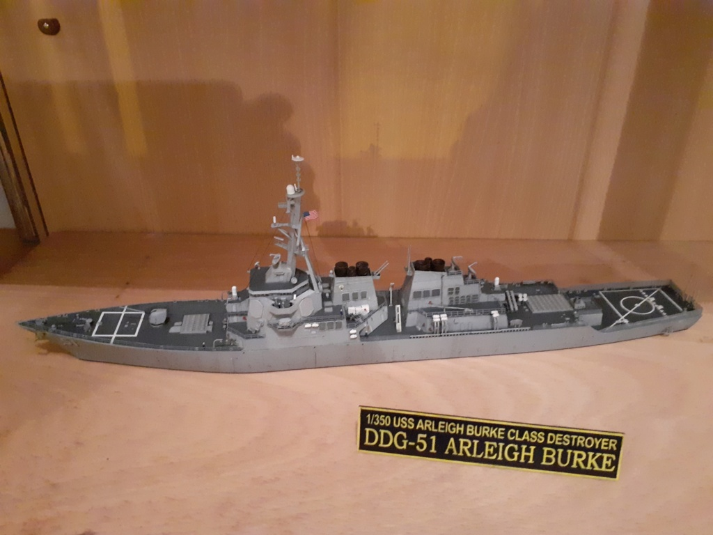 « Rapide et Craint » - Destroyer Lance Missiles USS Arleigh Burke (Trumpeter - 1/350) - Page 2 20200248