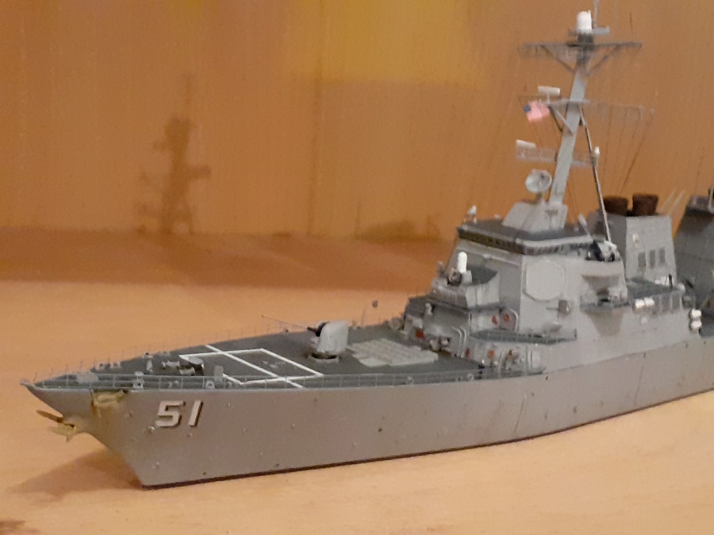 « Rapide et Craint » - Destroyer Lance Missiles USS Arleigh Burke (Trumpeter - 1/350) - Page 2 20200253