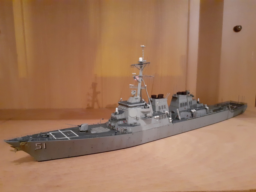 « Rapide et Craint » - Destroyer Lance Missiles USS Arleigh Burke (Trumpeter - 1/350) - Page 2 20200257