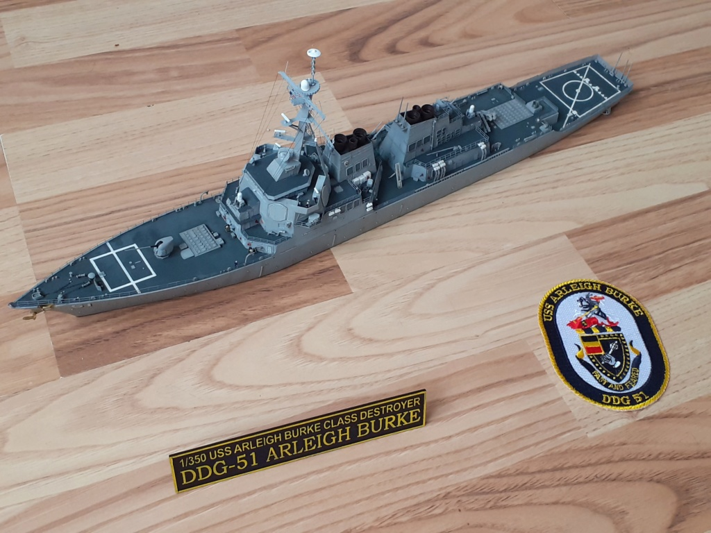 « Rapide et Craint » - Destroyer Lance Missiles USS Arleigh Burke (Trumpeter - 1/350) - Page 2 20200264