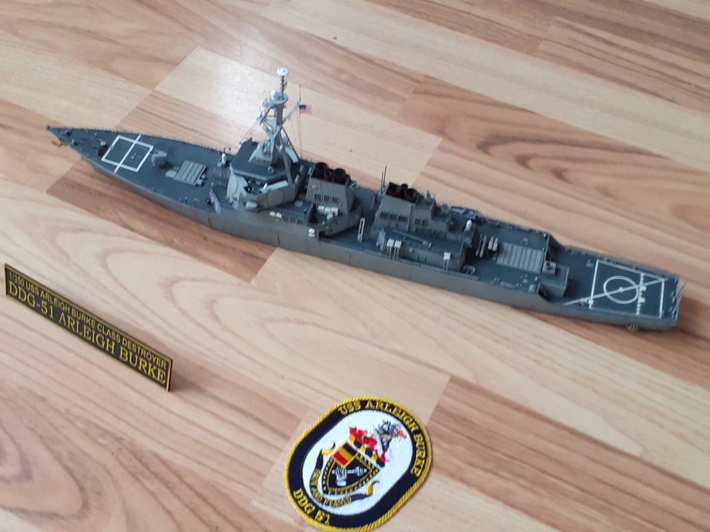 « Rapide et Craint » - Destroyer Lance Missiles USS Arleigh Burke (Trumpeter - 1/350) - Page 2 20200265
