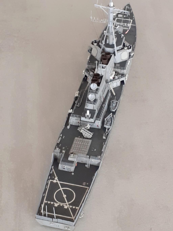 « Rapide et Craint » - Destroyer Lance Missiles USS Arleigh Burke (Trumpeter - 1/350) - Page 2 20200292