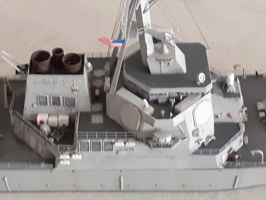 « Rapide et Craint » - Destroyer Lance Missiles USS Arleigh Burke (Trumpeter - 1/350) - Page 2 20200293