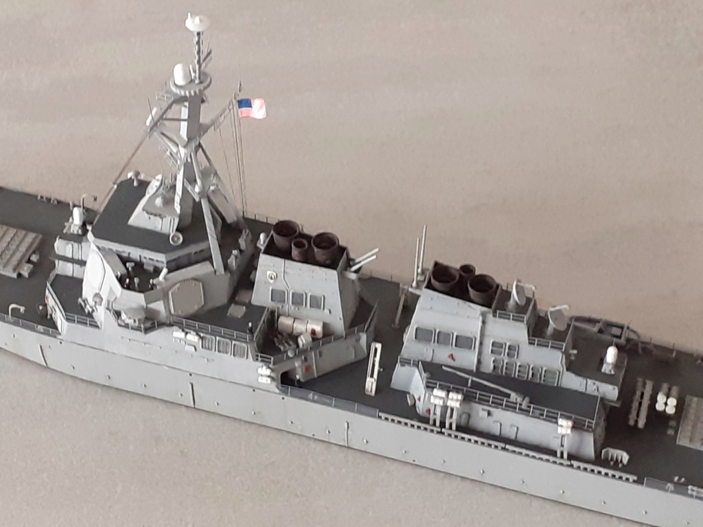 « Rapide et Craint » - Destroyer Lance Missiles USS Arleigh Burke (Trumpeter - 1/350) - Page 2 20200301