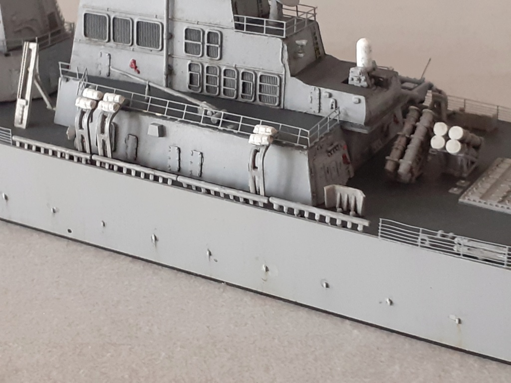 « Rapide et Craint » - Destroyer Lance Missiles USS Arleigh Burke (Trumpeter - 1/350) - Page 2 20200302