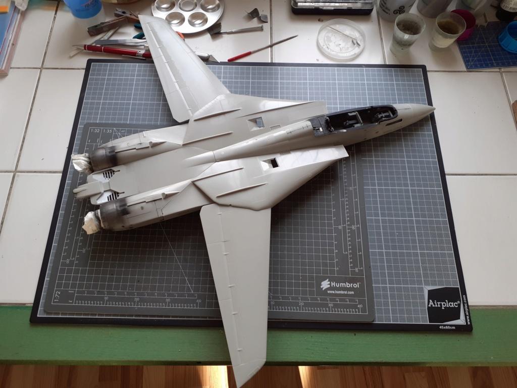 Chapeau haut de forme et griffes d'acier (F-14A Tomcat - Tamiya 1/32) - Page 3 20200350