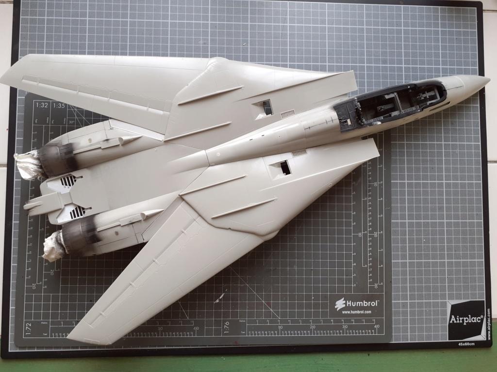 Chapeau haut de forme et griffes d'acier (F-14A Tomcat - Tamiya 1/32) - Page 3 20200353