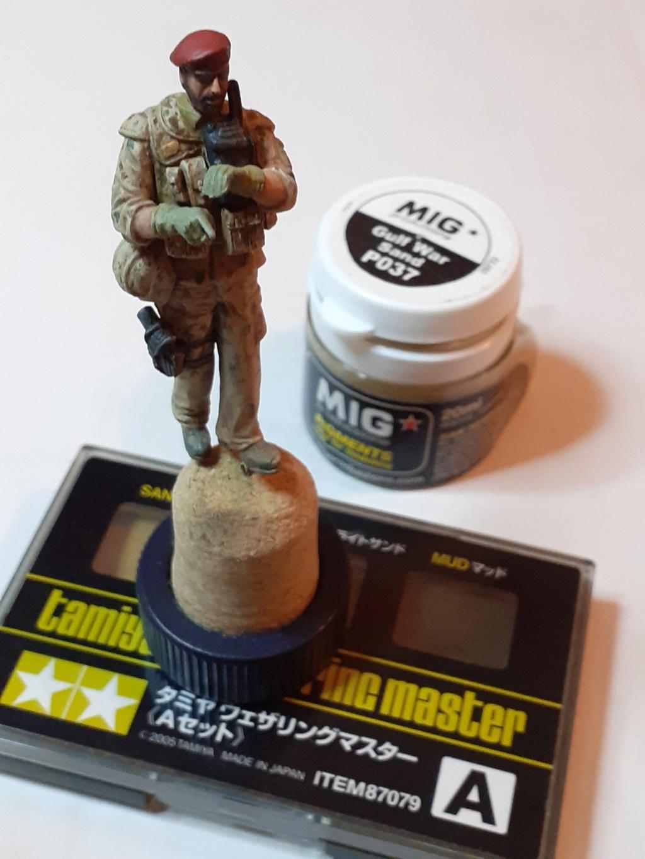 Je compte sur toi ! - GTK San-Boxer (Revell - 1/35) 20200494
