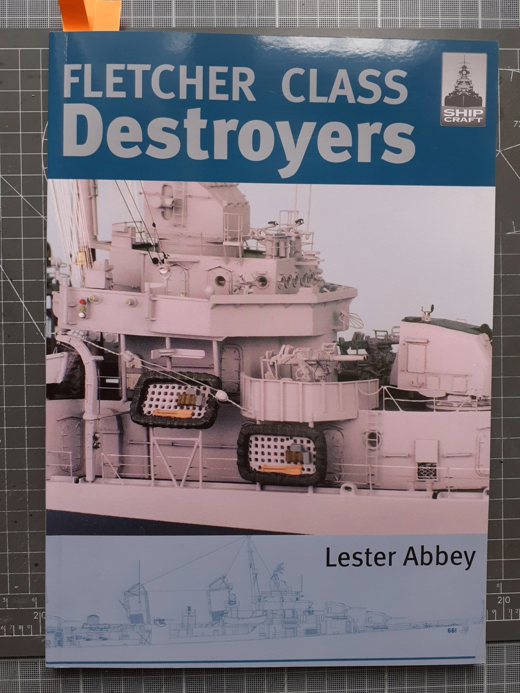 Premier rôle à Guadalcanal - USS Fletcher DD-445 (Tamiya 1/700) 20201423