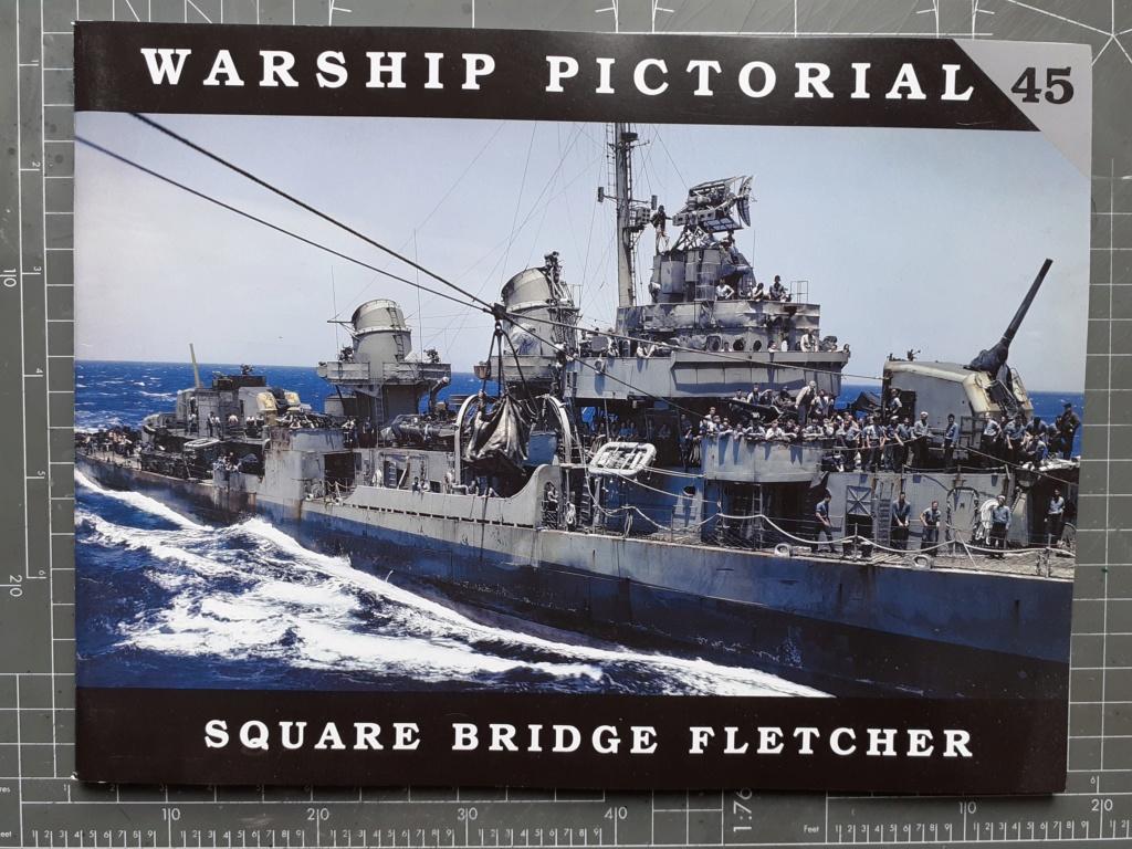 Premier rôle à Guadalcanal - USS Fletcher DD-445 (Tamiya 1/700) 20201424