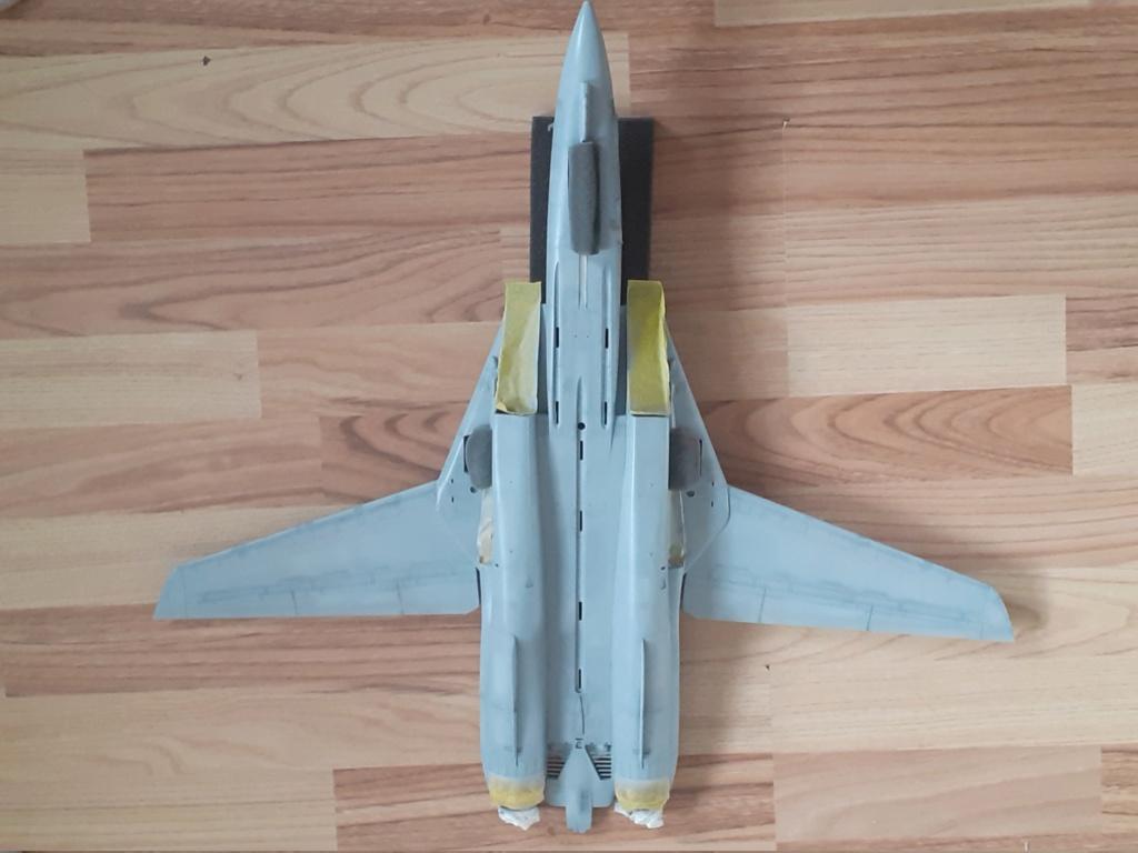 Chapeau haut de forme et griffes d'acier (F-14A Tomcat - Tamiya 1/32) - Page 6 20201969