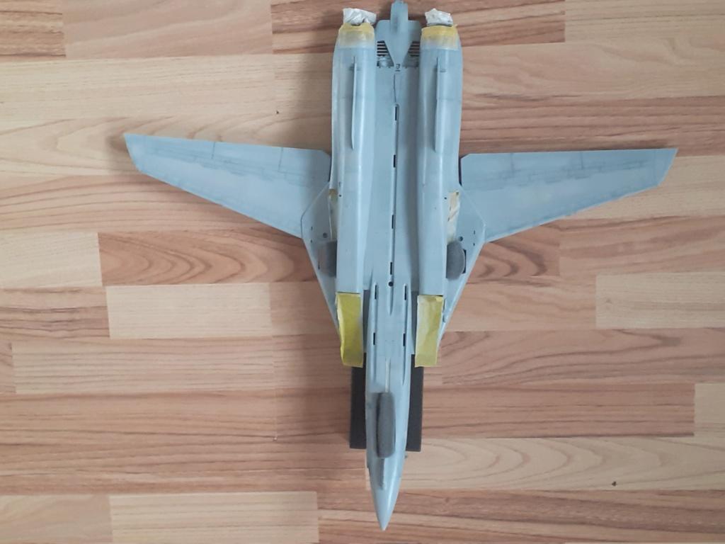 Chapeau haut de forme et griffes d'acier (F-14A Tomcat - Tamiya 1/32) - Page 6 20201970
