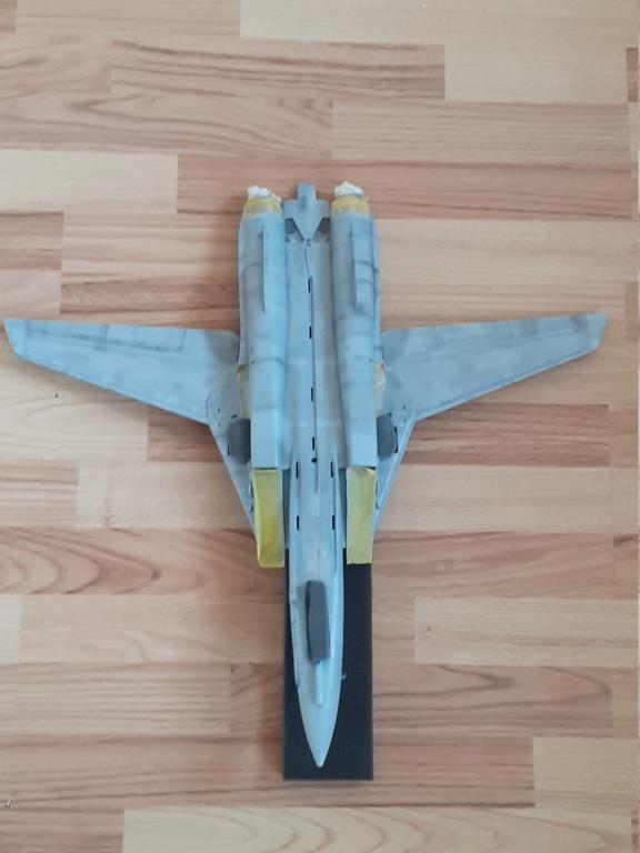 Chapeau haut de forme et griffes d'acier (F-14A Tomcat - Tamiya 1/32) - Page 7 20202076