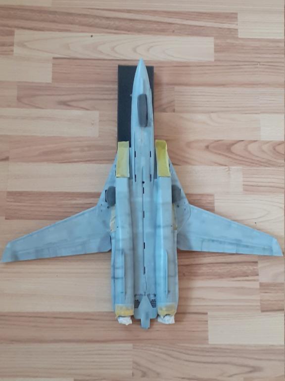 Chapeau haut de forme et griffes d'acier (F-14A Tomcat - Tamiya 1/32) - Page 7 20202077