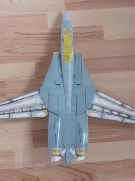 Chapeau haut de forme et griffes d'acier (F-14A Tomcat - Tamiya 1/32) - Page 7 20202178