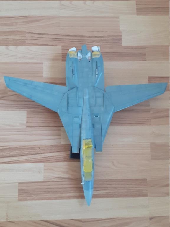 Chapeau haut de forme et griffes d'acier (F-14A Tomcat - Tamiya 1/32) - Page 7 20202227