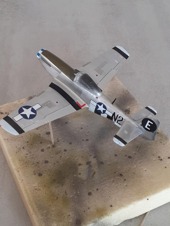 En attendant l'heure - Normandie 1944 - P-51D-5 (Heller 1/72) - Page 4 20202234