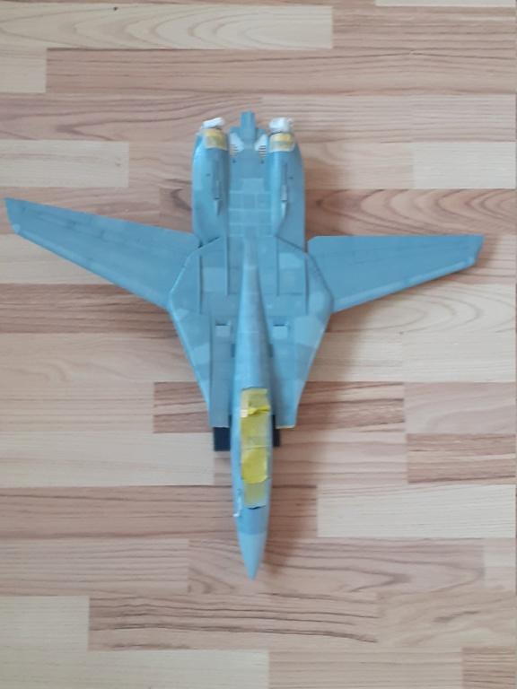 Chapeau haut de forme et griffes d'acier (F-14A Tomcat - Tamiya 1/32) - Page 7 20202241