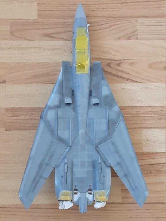 Chapeau haut de forme et griffes d'acier (F-14A Tomcat - Tamiya 1/32) - Page 7 20202266