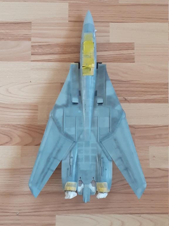 Chapeau haut de forme et griffes d'acier (F-14A Tomcat - Tamiya 1/32) - Page 7 20202278