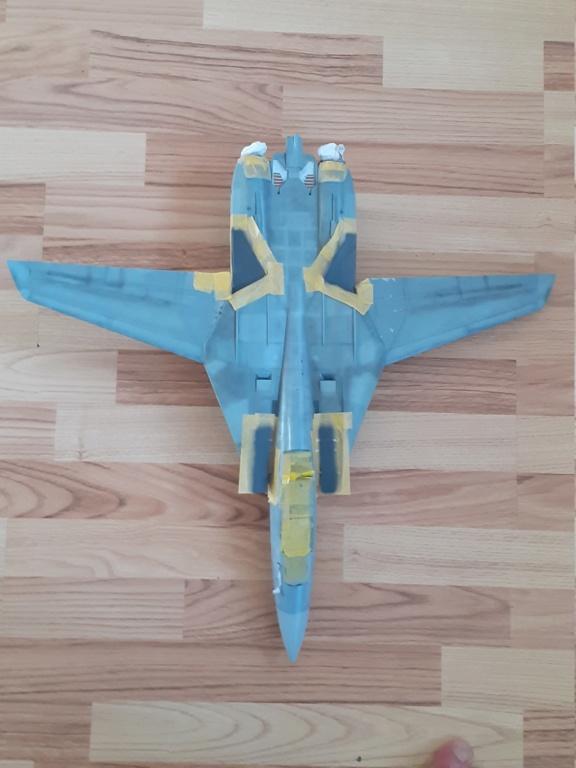 Chapeau haut de forme et griffes d'acier (F-14A Tomcat - Tamiya 1/32) - Page 7 20202336