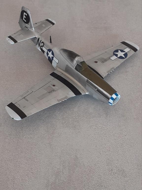En attendant l'heure - Normandie 1944 - P-51D-5 (Heller 1/72) - Page 4 20202356