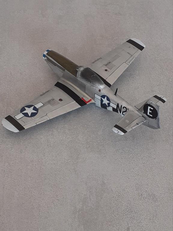 En attendant l'heure - Normandie 1944 - P-51D-5 (Heller 1/72) - Page 4 20202358