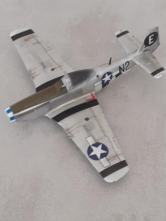 En attendant l'heure - Normandie 1944 - P-51D-5 (Heller 1/72) - Page 4 20202425