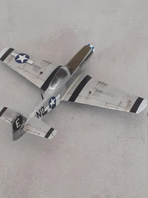 En attendant l'heure - Normandie 1944 - P-51D-5 (Heller 1/72) - Page 4 20202426