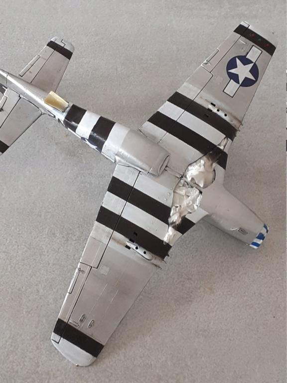 En attendant l'heure - Normandie 1944 - P-51D-5 (Heller 1/72) - Page 4 20202427