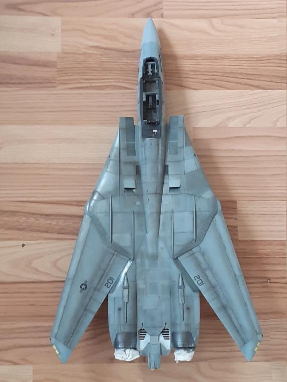 Chapeau haut de forme et griffes d'acier (F-14A Tomcat - Tamiya 1/32) - Page 10 20203158