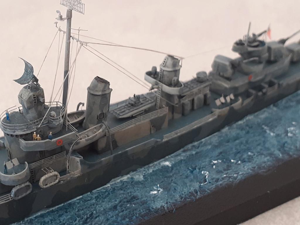 Premier rôle à Guadalcanal - USS Fletcher DD-445 (Tamiya 1/700) - Page 6 20203278