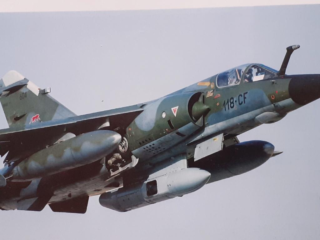 Opération Serval - Mirage F1 CR (Italeri - 1/48) 20203370