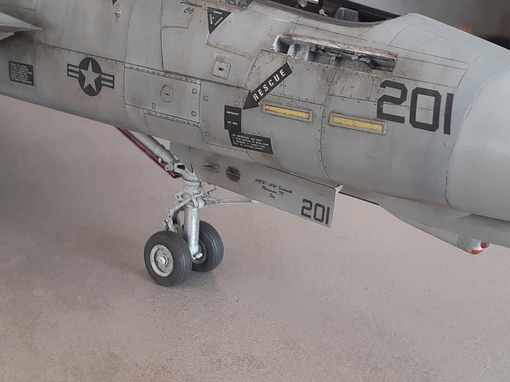 Chapeau haut de forme et griffes d'acier (F-14A Tomcat - Tamiya 1/32) - Page 11 20203606
