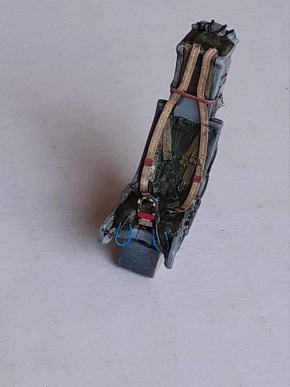 Opération Serval - Mirage F1 CR (Italeri - 1/48) - Page 2 20203652