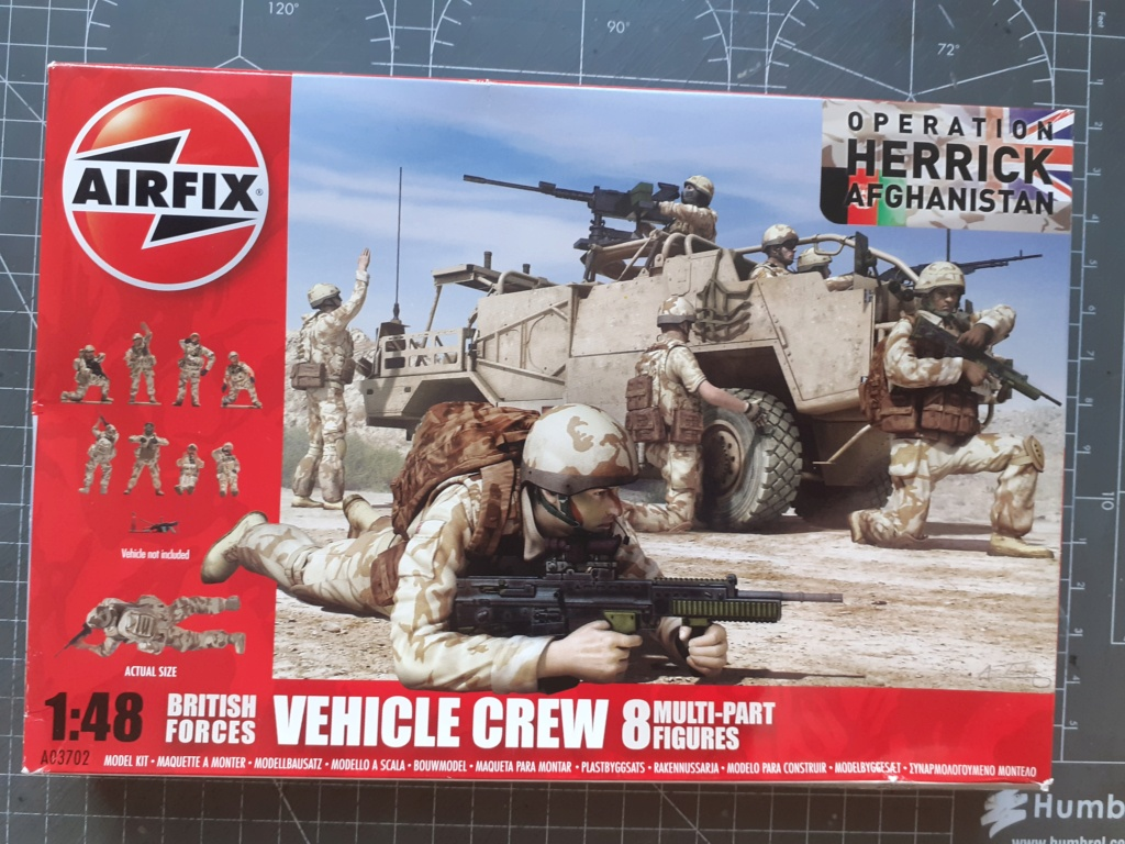 Opération Herrick - Tactical Support Vehicle - Light Coyote (Airfix 1/48) 20203690