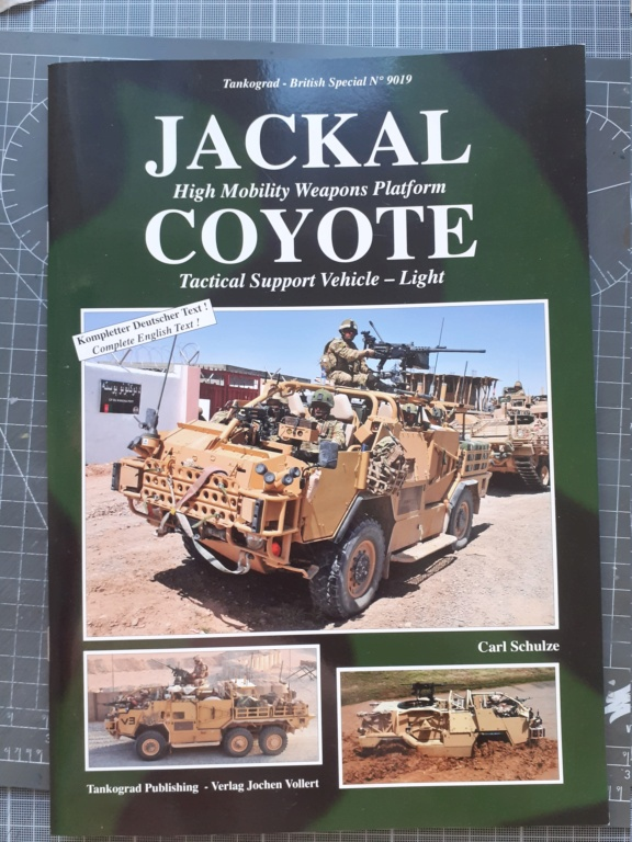 Opération Herrick - Tactical Support Vehicle - Light Coyote (Airfix 1/48) 20203693