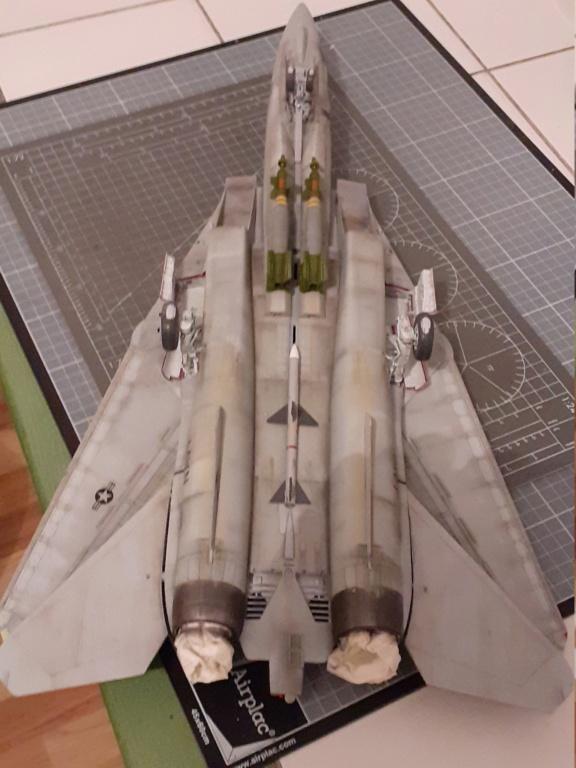 Chapeau haut de forme et griffes d'acier (F-14A Tomcat - Tamiya 1/32) - Page 12 20203969