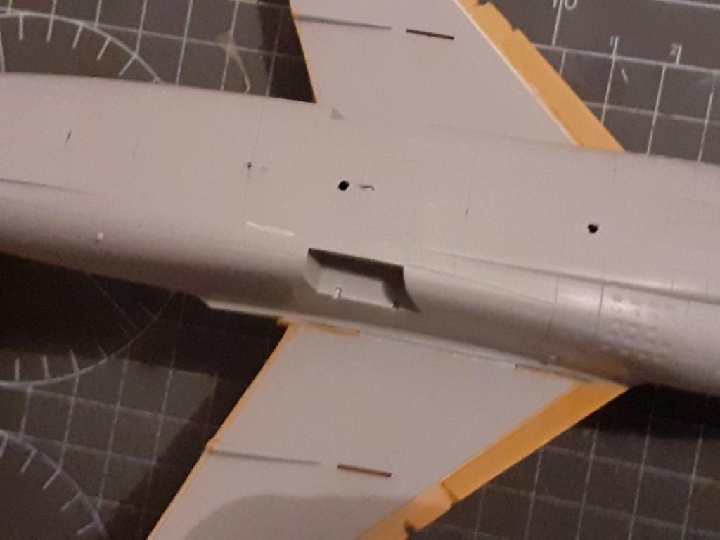 Opération Serval - Mirage F1 CR (Italeri - 1/48) - Page 3 20204110