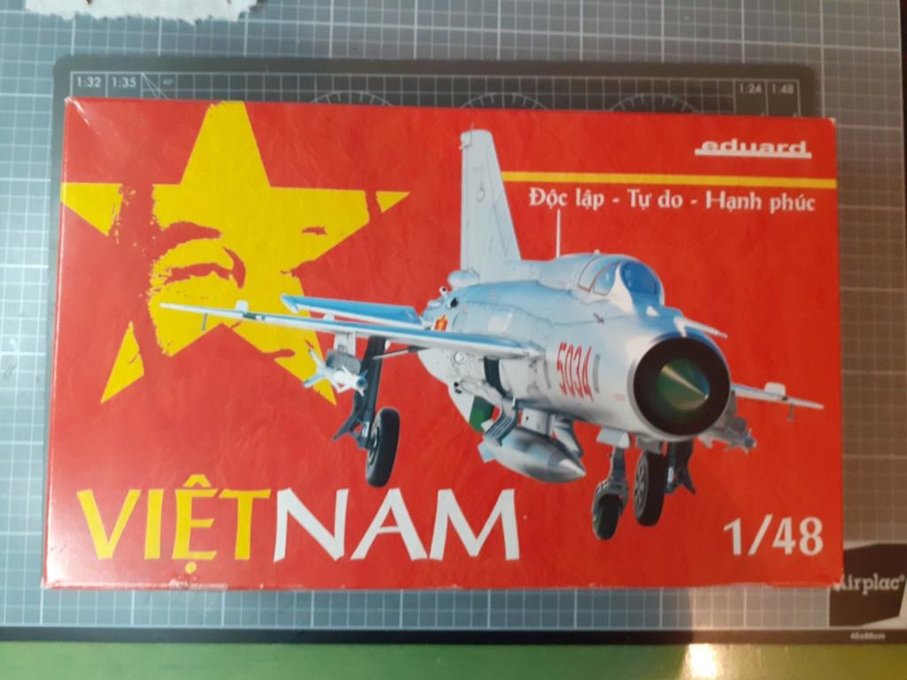 Un Russe en Asie (MiG-21 PFM - Eduard 1/48) 20210110