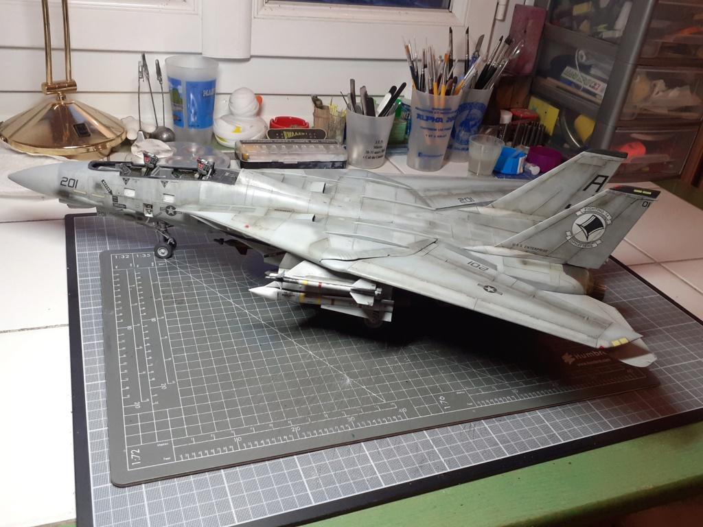Chapeau haut de forme et griffes d'acier (F-14A Tomcat - Tamiya 1/32) - Page 14 20210356