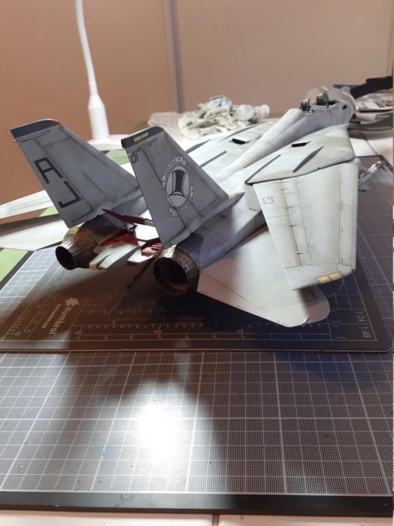 Chapeau haut de forme et griffes d'acier (F-14A Tomcat - Tamiya 1/32) - Page 14 20210358
