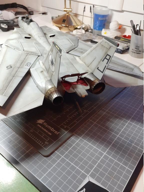 Chapeau haut de forme et griffes d'acier (F-14A Tomcat - Tamiya 1/32) - Page 14 20210359