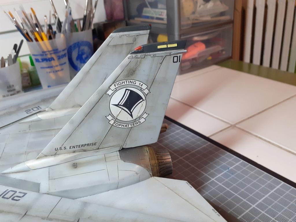 Chapeau haut de forme et griffes d'acier (F-14A Tomcat - Tamiya 1/32) - Page 14 20210361