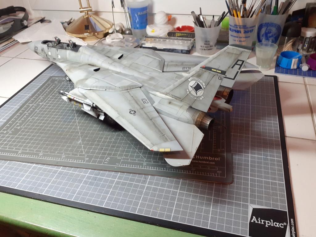 Chapeau haut de forme et griffes d'acier (F-14A Tomcat - Tamiya 1/32) - Page 14 20210362