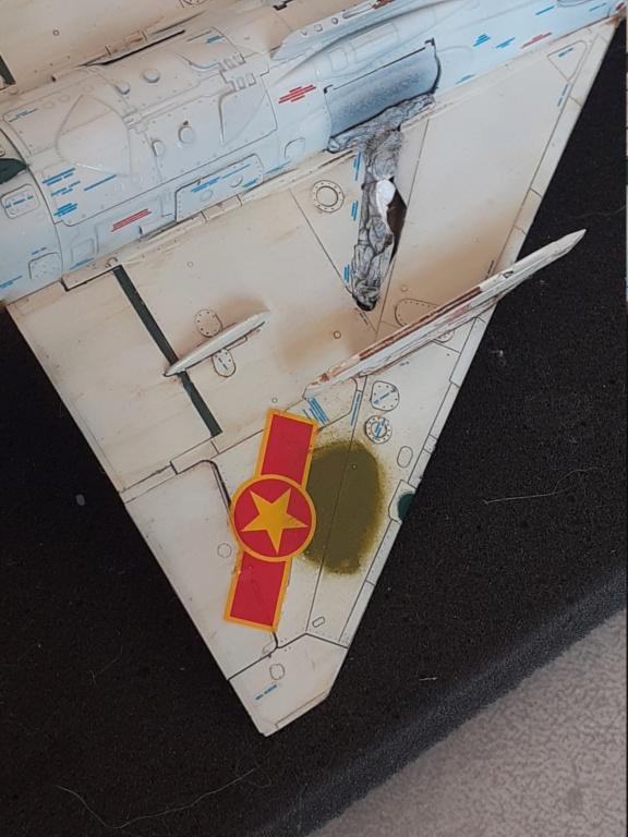 MiG-21 PFM Viet Air Force (Eduard 1/48°) par Canard - Page 4 20210892